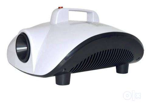 sanitizer fogger machine 1500 watt 1yr warranty home delivery 0