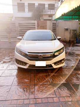 Honda Civic 2017 on 6 year easy installment