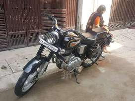 Royal Enfield standard 2015 march