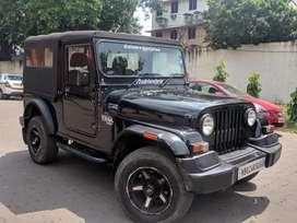 Mahindra Thar CRDe 4x4 AC, 2017, Diesel
