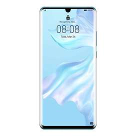 Huawei P30 Pro Dual SIM - 256GB, 8GB RAM, 4G LTE, Breathing Crystal It