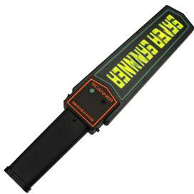 New arrivals high frequency metal detector Super Scanner