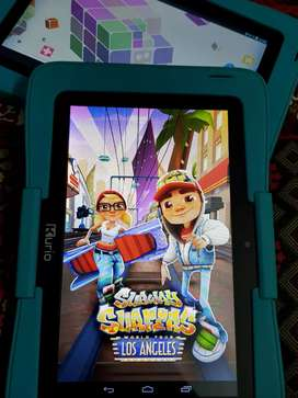 Two Tablet HD | Android | Complete BOX | Games | Kids GIFT