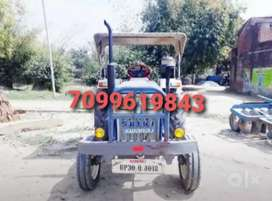 Urgent sale Tractor 744