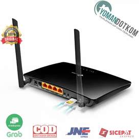 TL-MR6400 TP-LINK Wireless N Router WIFI 4G LTE SIM Card Slot 300Mbps