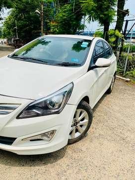 Hyundai Verna 2015 Diesel Good Condition