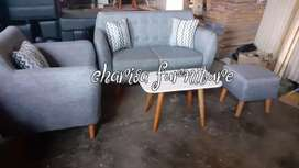 Sofa retro 21 stool