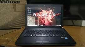 Laptop Pelajar Lenovo