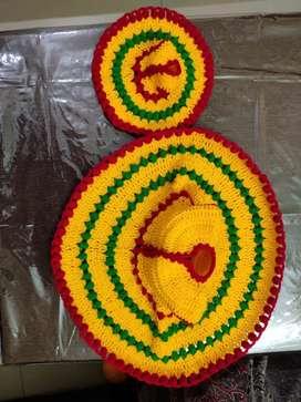2 Woolen Dresses for laddu Gopal