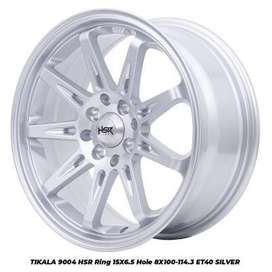 harga velg hsr wheel - tikala hsr ukuran 15 march city xenia livina