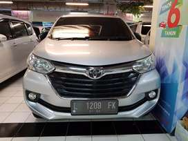 Toyota Grand Avanza 1.3 G Manual 2016 Full Ori Dp Minim bisa.!!