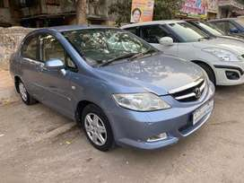 Honda City ZX 2008 CNG & Hybrids 78000 Km Driven