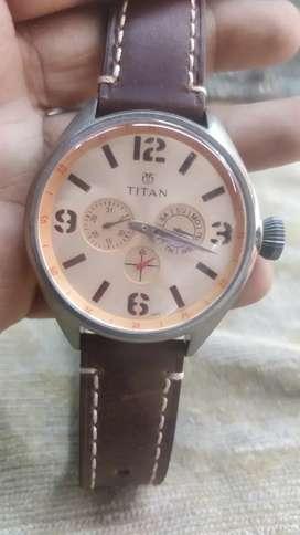 Titan brand new watch