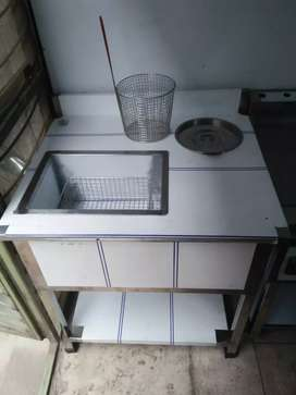 Breading table new 2.5*2.5 available for sale