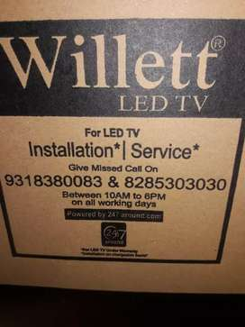Brand new led for urgent sale..