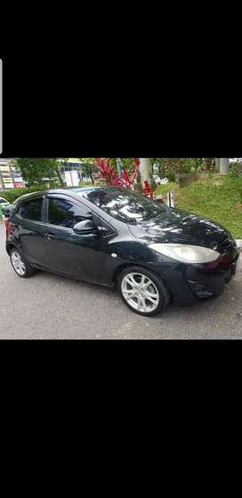Mazda 2 2011 manual mulus