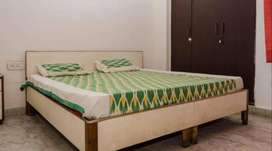 2bhk furnished flat for rent at Gyan khand 4