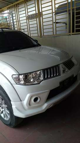 pajero sport exceed limited 2013