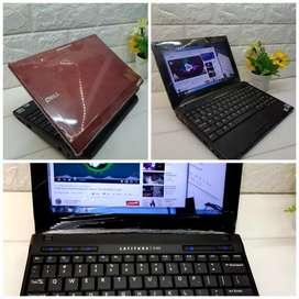 Notebook DELL Super Awet Mesinnya Tangguh