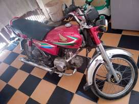 New condition,  70 km milage, best enjine performance,