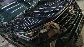 Black chrome/nano ceramic coating/body repair perbaikan cat mobil