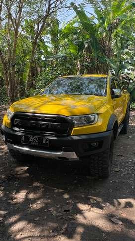 Ford Ranger XLT Upgrade Raptor