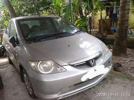Honda City 2005 Petrol 57000 Km Driven
