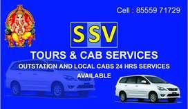 SSV TRAVELS