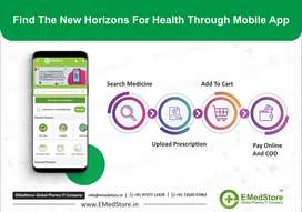 EMedStore has successfully delivered 300+ Mobile Apps for Pharma Indus