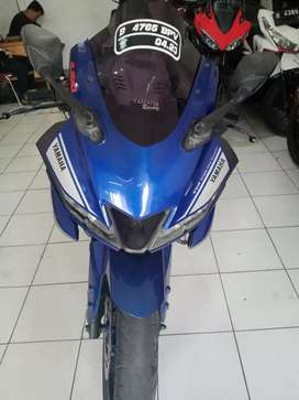 Yamaha R15 all new THN 2018 cash/kredit ajibbb