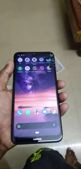 Nokia 3.2. black