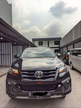 Toyota fortuner VRZ TRD 2019 CASH