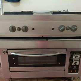 Kompor Oven Custom
