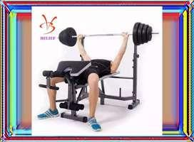 Super Home Gym Benchpress / Bench Press 1 Set