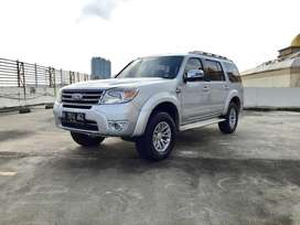 Ford Everest 10-s Manual 4x4 2012 Sehat sentosa siap gas