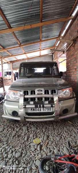 Mahindra Bolero 2009 Diesel 350000 Km Driven