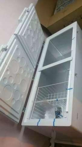 Haeir 3 month old 600 ltr deep freezer with warranty