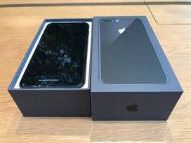 i phone 8 plus new seal packed mobile with bill