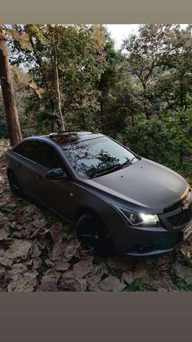 Chevrolet Cruze 2012 All major servicing has been done