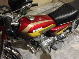 Brand new 125 Tanki Tappy with Honda name for sale