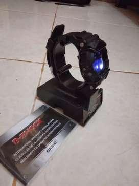 jam tangan G-SHOCK tipe GD400 100%original warna hitam