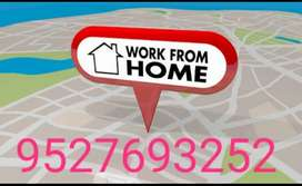 Need Freelance Data Entry Operator Part Time Work From Home Rs.50k PM