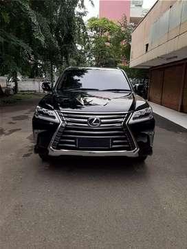 Lexus LX570 Luxury V8 5.7 ATPM 2016  Km rendah