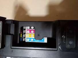 Epson Stylus TX121 Printer and Scanner