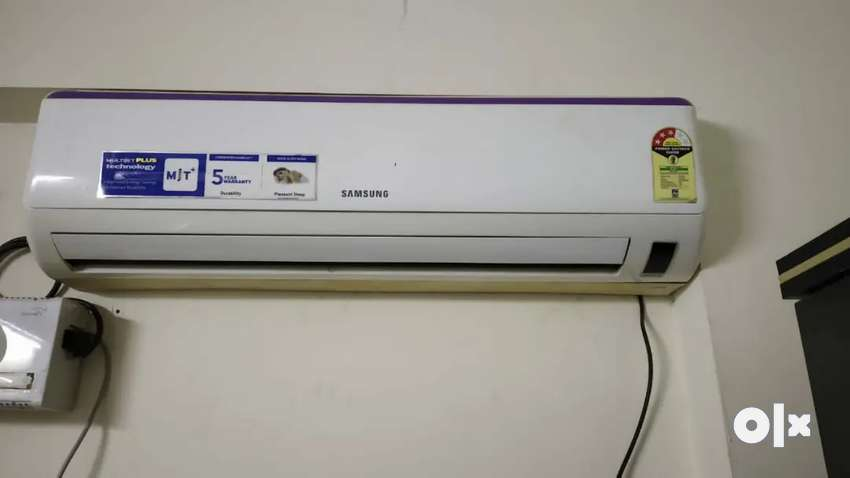 Samsung 1.5 ton split AC with voltage stabilizer 0