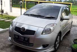 Toyota Yaris S A/T 2006 / 2007