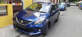 Brand new baleno less than a year in mint condition