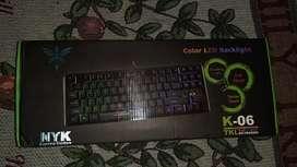 Keyboard NYK type K-06 TKL