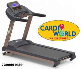 Best commercial Treadmill with AC 3 HP Motor