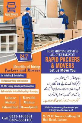 Rapid Movers and Pakistan